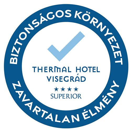 Thermal Hotel Visegrád - Biztonságos környezet