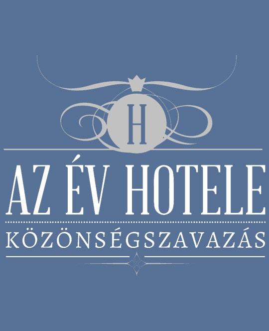AZ ÉV HOTELE - Szavazzon ránk!
